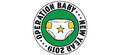 operation baby new year logo