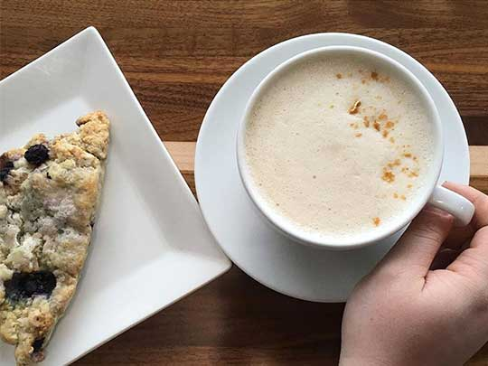 Jules' is featured in a best of article about St. Cloud coffee shops