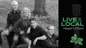live and local at jules' featuring harper's chord